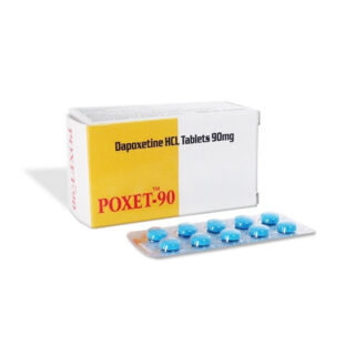 Dapoxetine (Poxet 90) 90 mg Tablet-CT